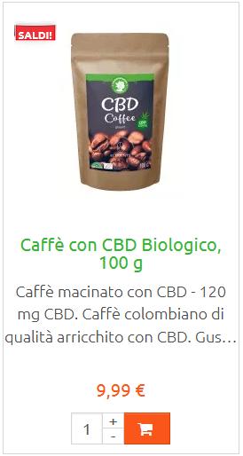 Canapa rimedio per l'insonnia. Se proprio non riesci ad eliminare il caffè, prova il caffè con CBD. Il CBD aiuta a contrastare l'effetto stimolante del caffè.