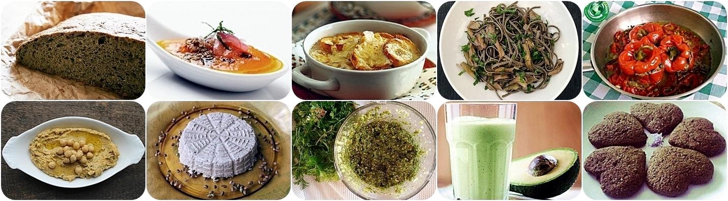 Ricevi il ricettario GRATIS. Ricette con canapa