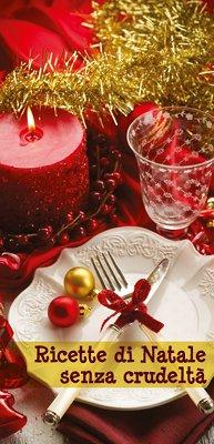 Scarica menu per il pranzo di Natale vegano